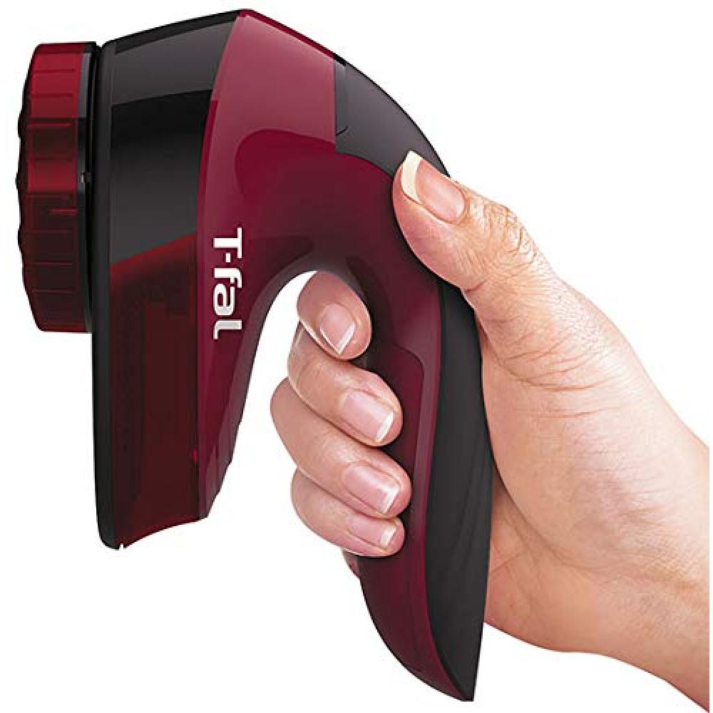Tefal (T-FAL) pill removal device battery-operated (Bordeaux) T-fal Hairball cleaner JB1012J0