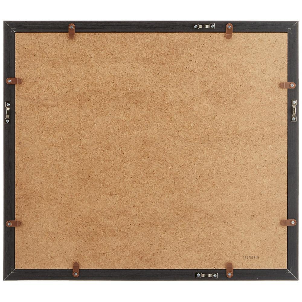 FUJICOLOR frame YM-3 B 4 switching wooden black 63362