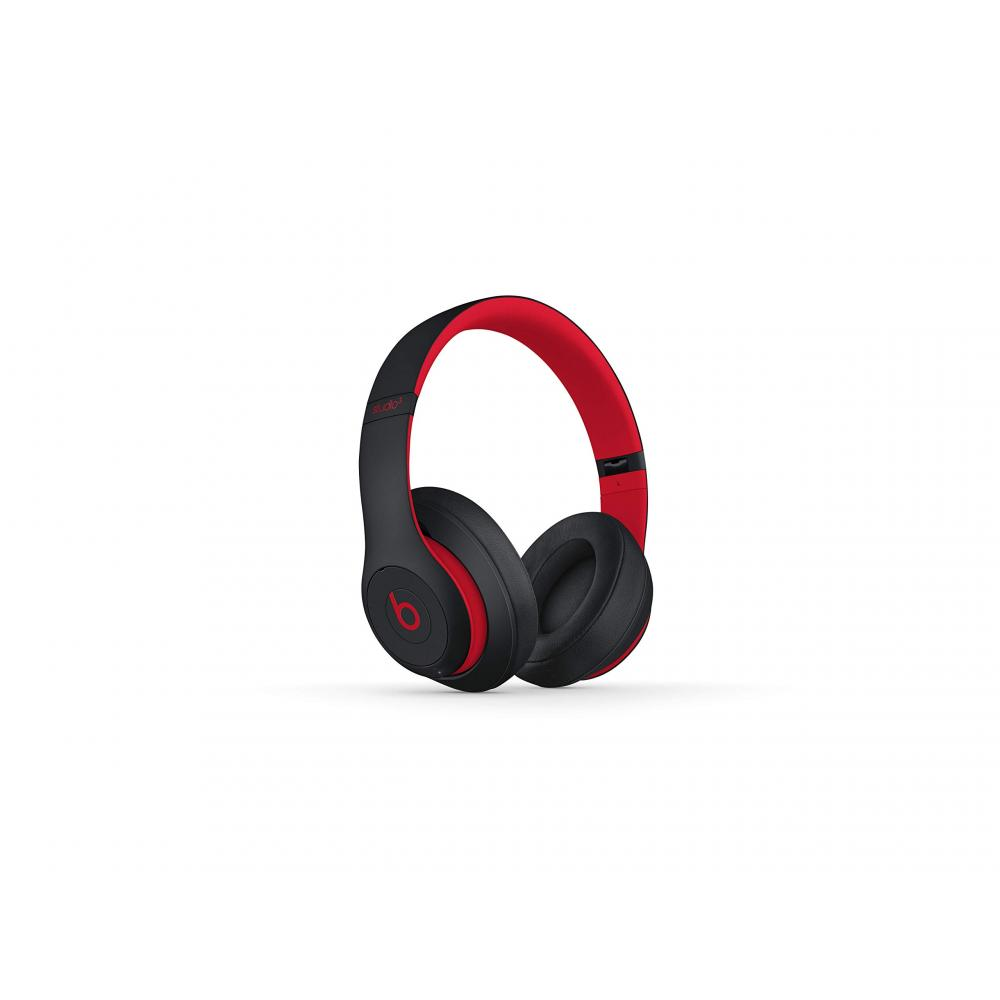 Beats Studio3 Wireless Wireless Noise Canceling Headphones-The Beats Decade Collection-Resistance Black Red