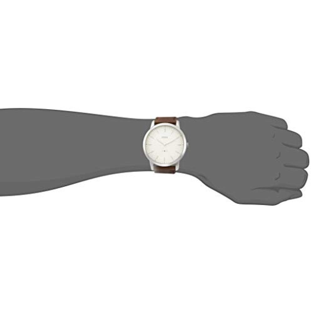 [Fossil] Wrist Watch THE MINIMALIST 3H FS5439 Men's Brown