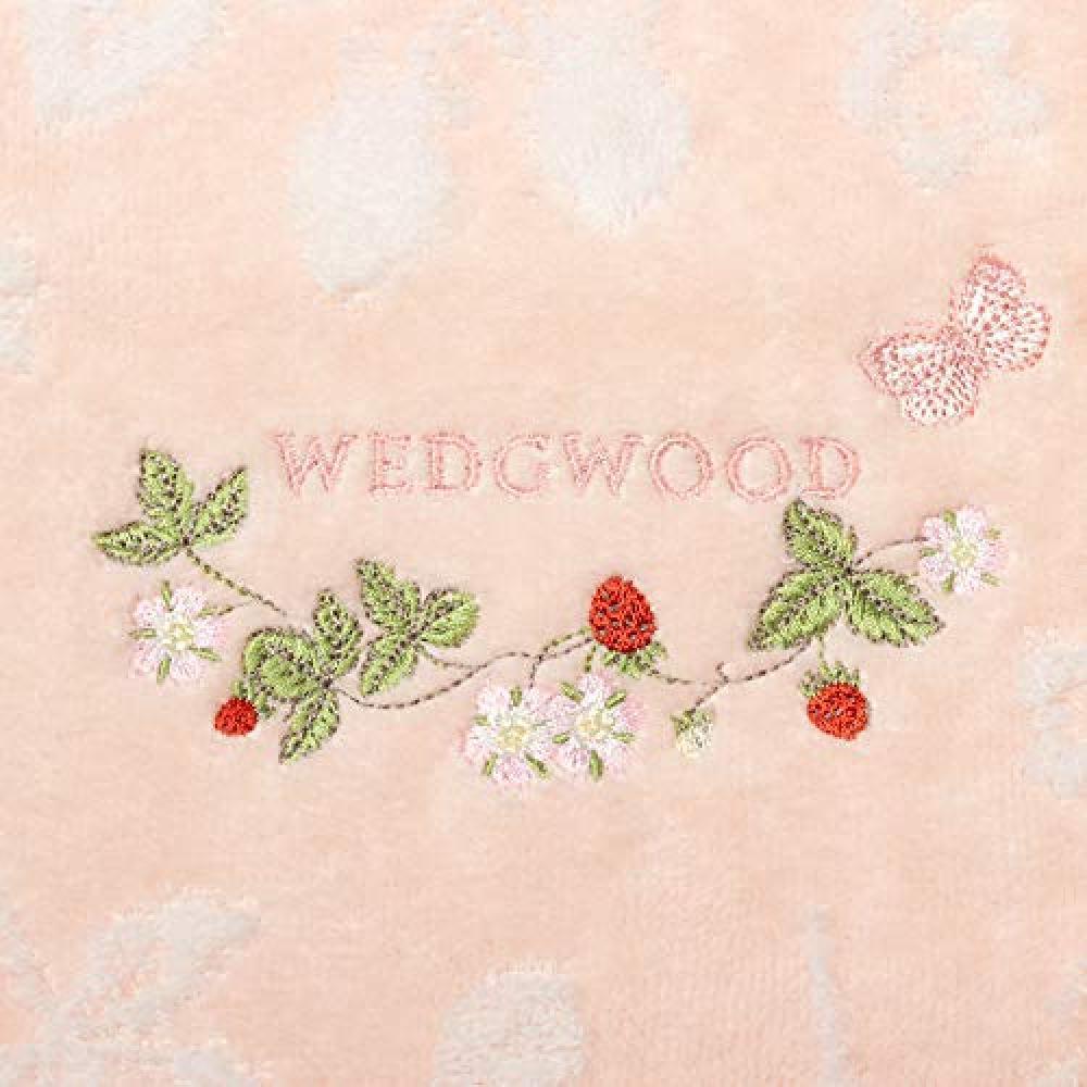 Tokyo Nishikawa Face Towel Face Towel Wedgewood Wild Strawberry 100% Cotton Fluffy Pink TT20124606P