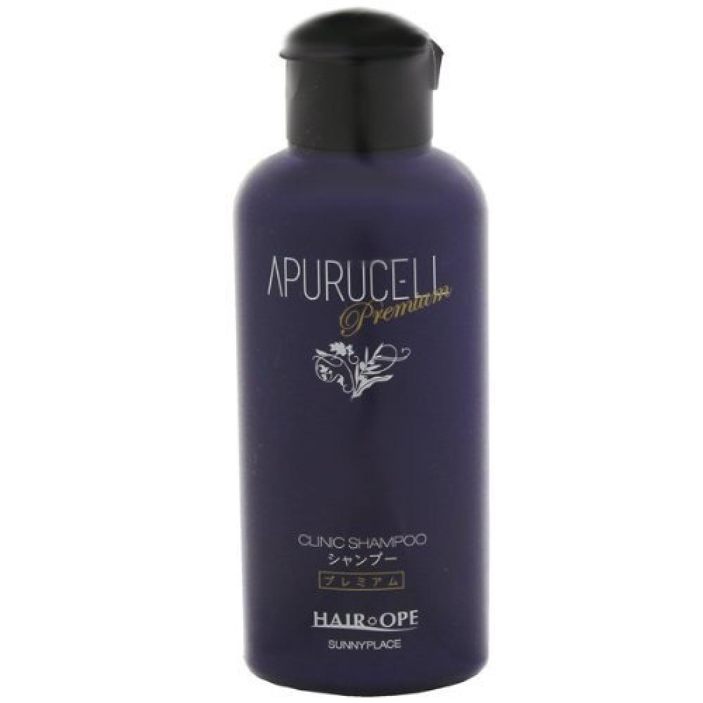 Sunny Place Applesel Shampoo Premium 120ml