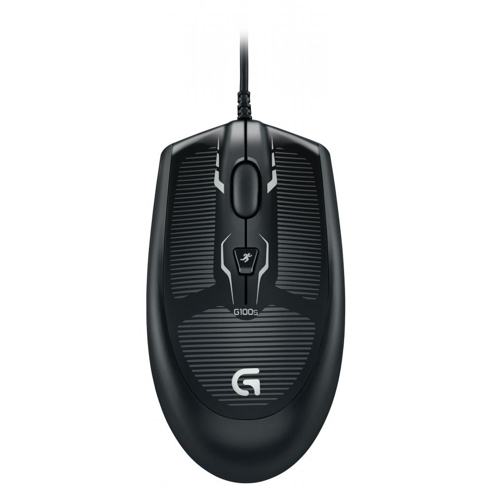 LOGICOOL optical gaming mouse G100s