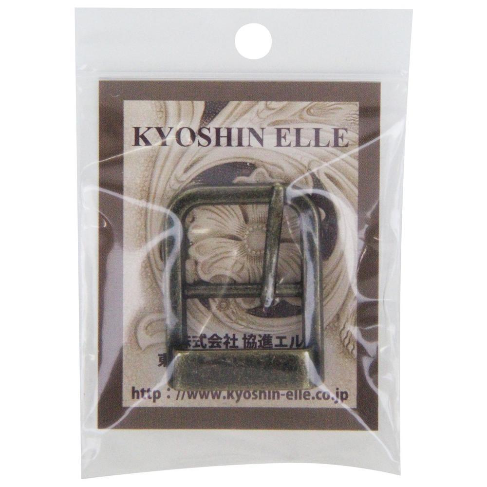 KyoSusumu El University bracket Yoshijo belt width 21mm antique 1172323-04 72323-04