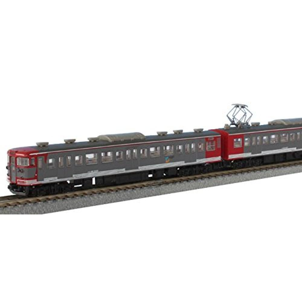 Rokuhan Z gauge T011-8 115 series 1000 series Shinano railway color 3-car set