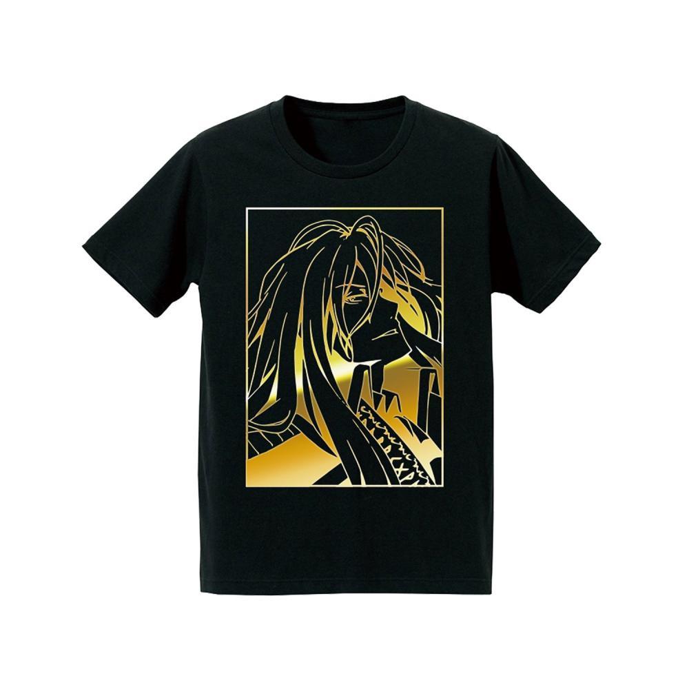 Dies irae Foil Print Reinhardt T-shirt Men's M size