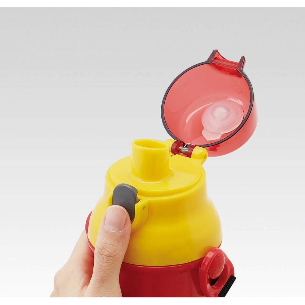 Plastic water bottle 480ml Cars 19 Disney PSB5SAN for skater child