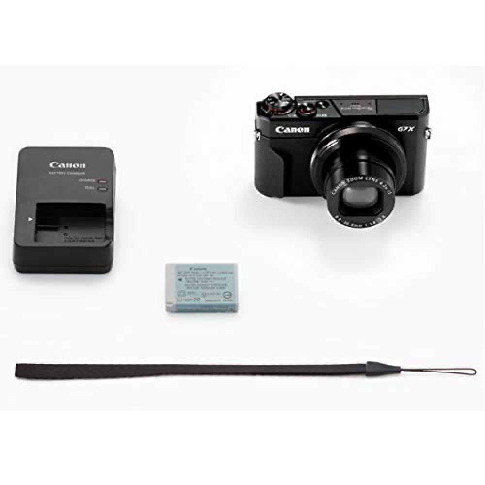 Canon digital camera PowerShot G7 X MarkII optical 4.2 times zoom 1.0-inch sensor PSG7X MarkII
