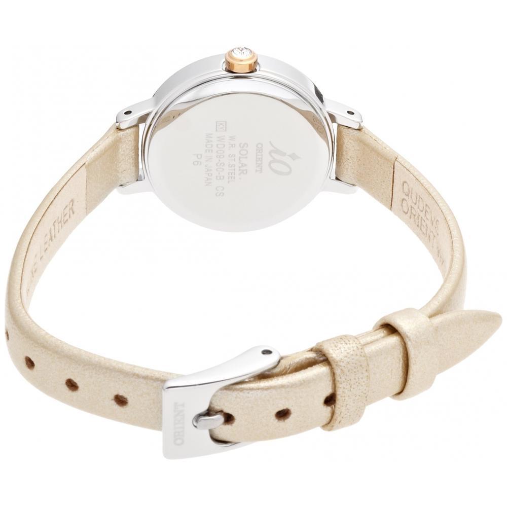 [Orient Watch] Watch Io Sweet Cosmetic Solar WI0231WD White