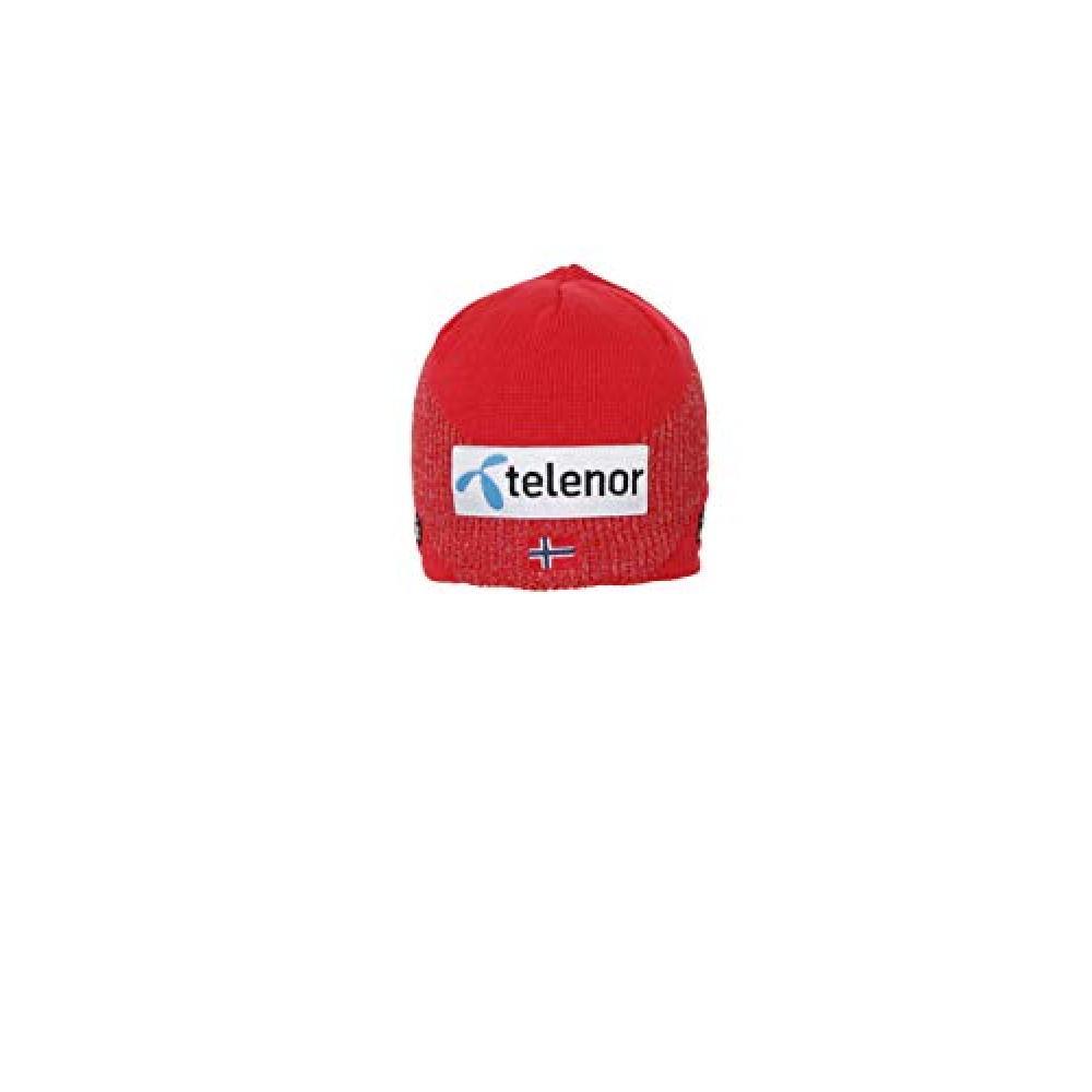 phenix junior ski hat Norway Alpine Team Watch Cap Red Size: JF
