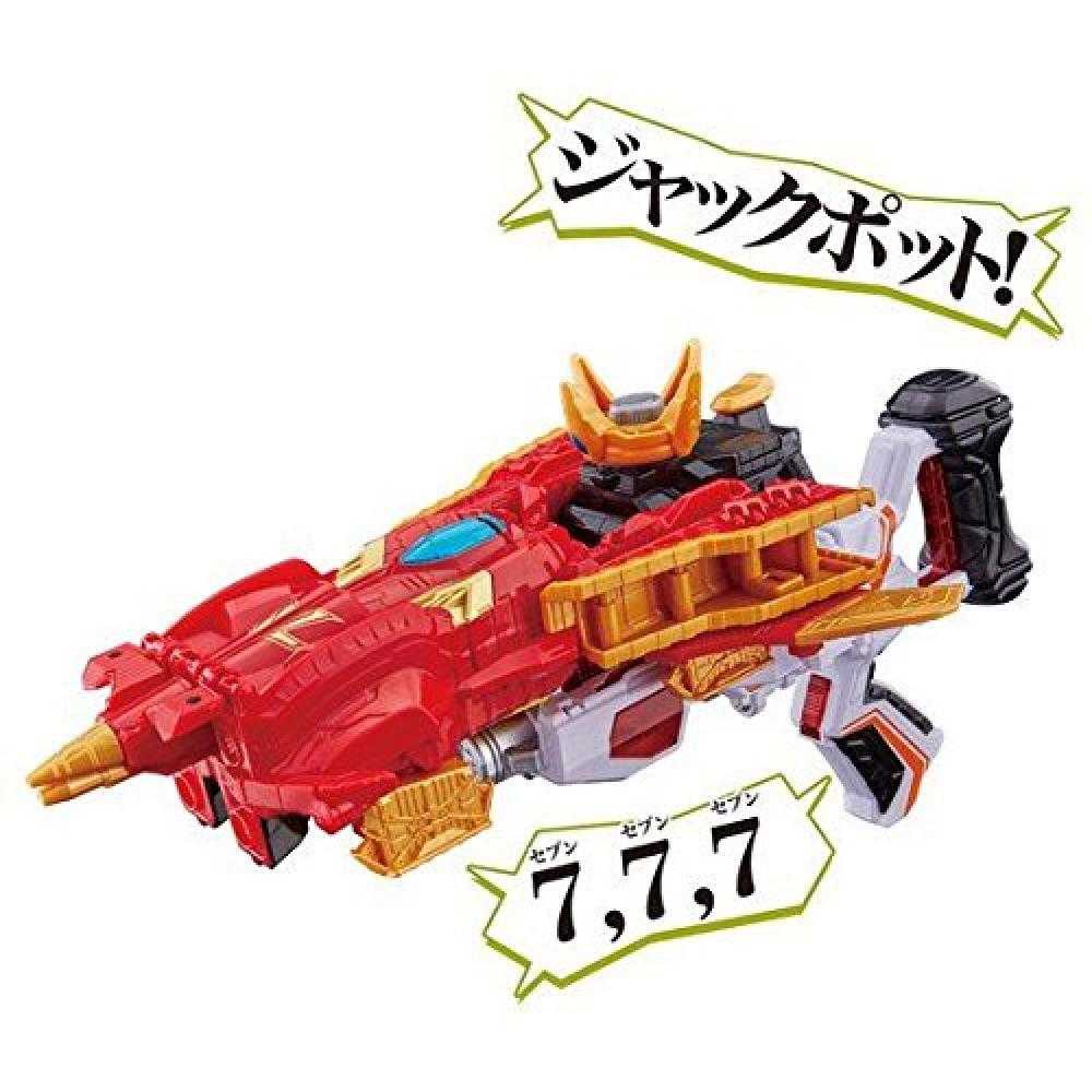 Kaito Sentai Lupine Ranger VS Police Sentai Patranger VS Vehicle Series DX Jackpot Striker
