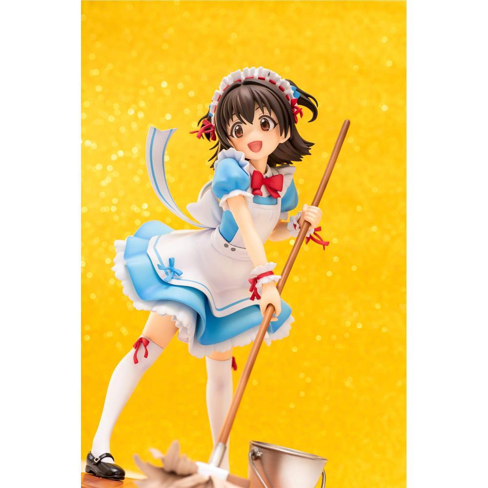 Idolmaster Cinderella Girls Akagi Millia Polytechnic maid 1/7 scale PVC painted PVC Figure