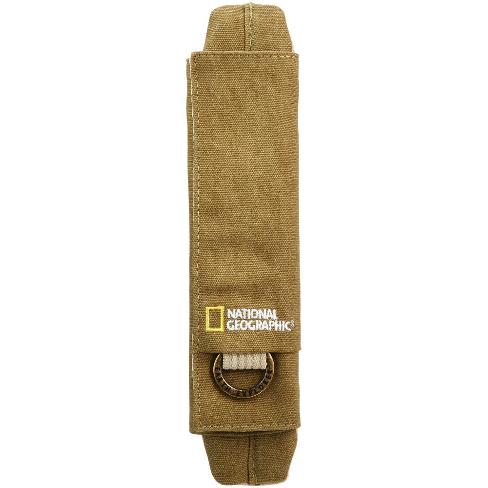 NATIONAL GEOGRAPHIC Bag Accessory Earth Explore Collection Green (Khaki Canvas) NG 7300