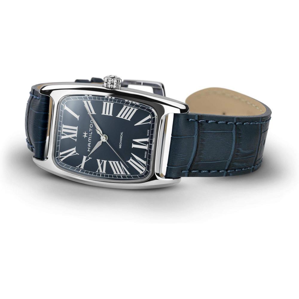[Hamilton] HAMILTON Watch Bolton Mechanical Boulton Mechanical Mechanical Manual Winding H13519641 Men's Power Reserve 80 Hours
