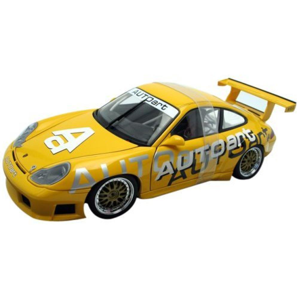 AUTOart Auto Art outlets 1/18 Porsche 911 996 GT3 RS Auto Art finished product