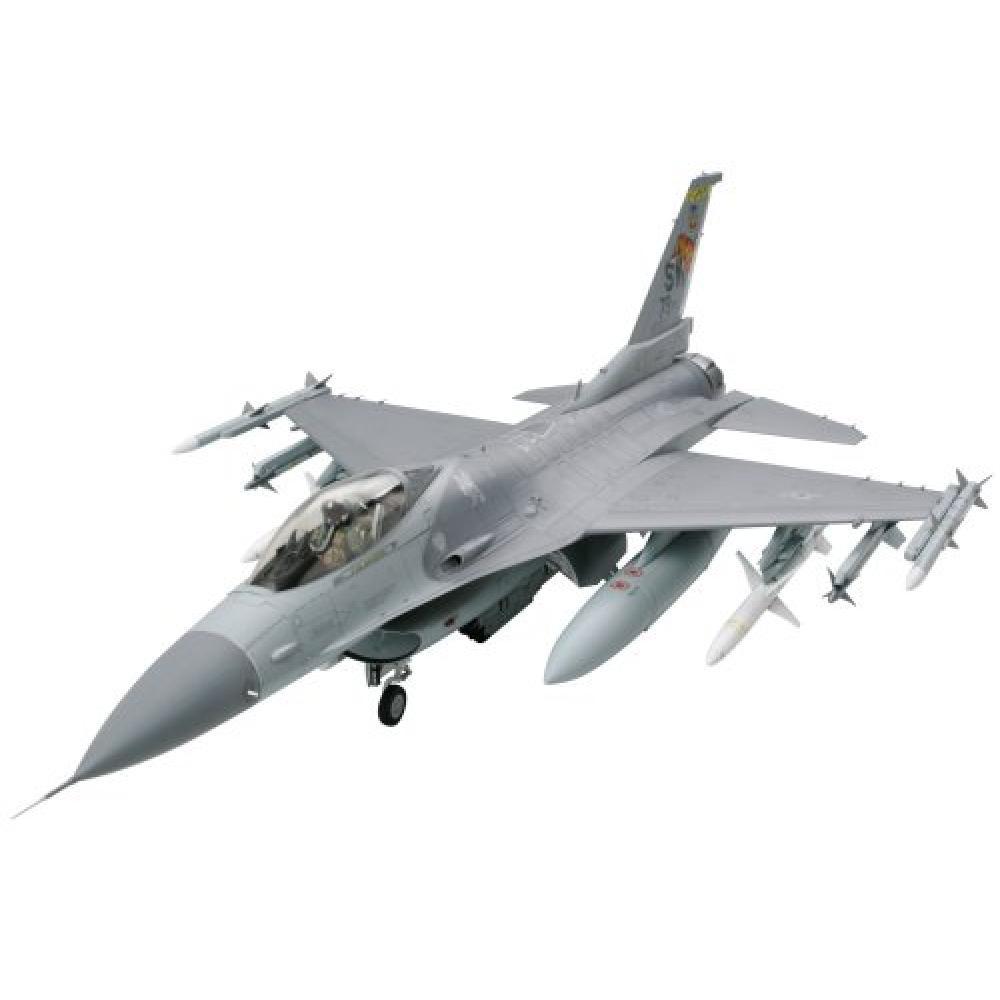 Tamiya 1/32 Aircraft Series No.15 US Air Force Lockheed Martin F-16CJ Block 50 Fighting Falcon Model Car 60315