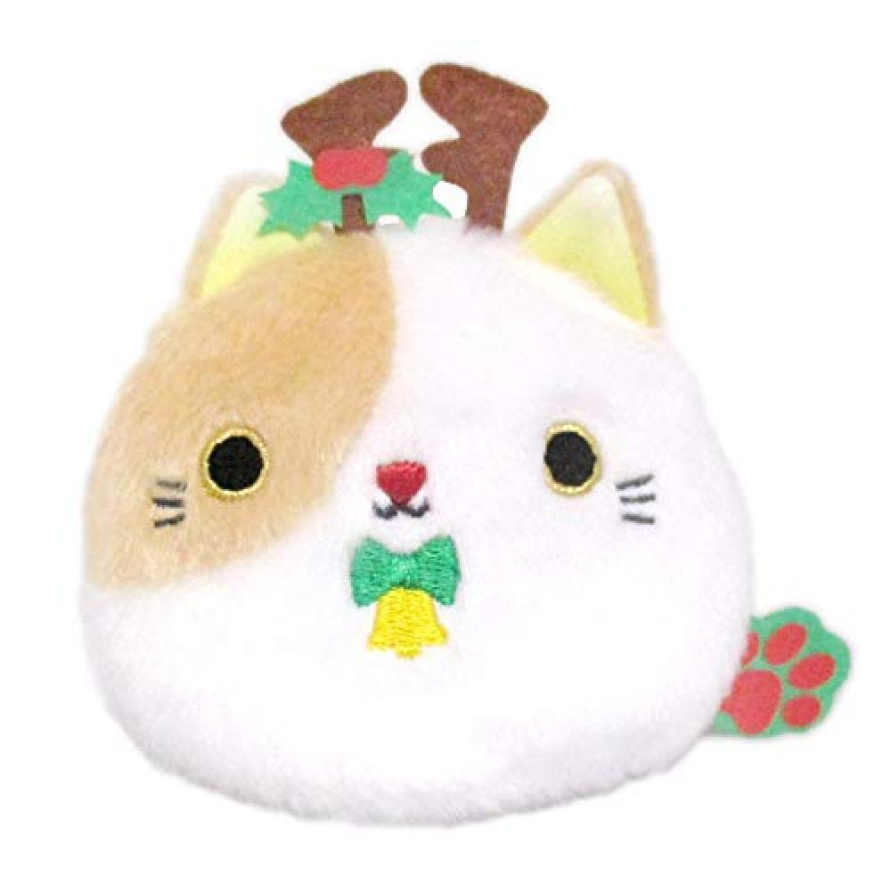 Christmas cat dumpling reindeer height 9cm