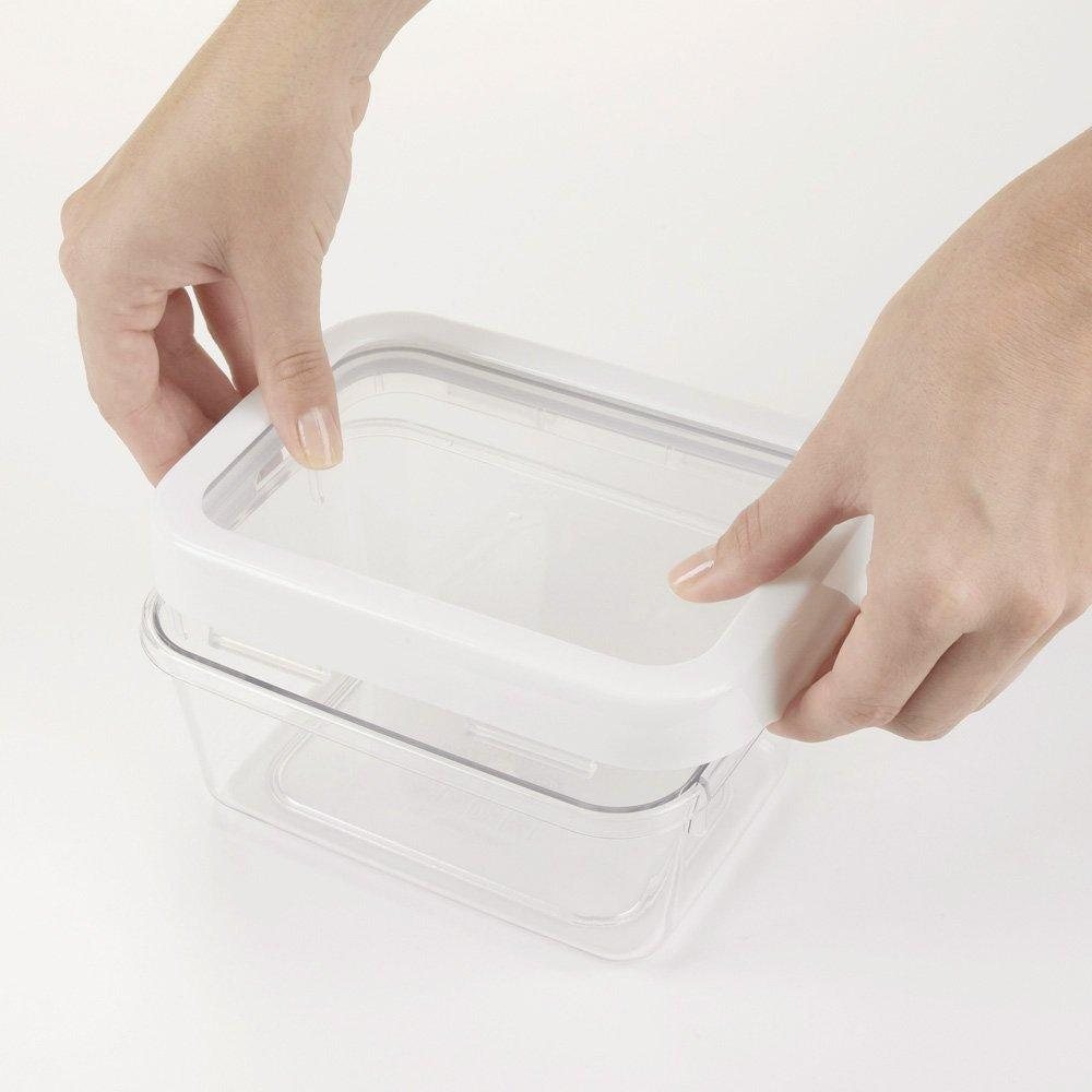 OXO storage containers sealed lock top container 0.9L S Rectangle