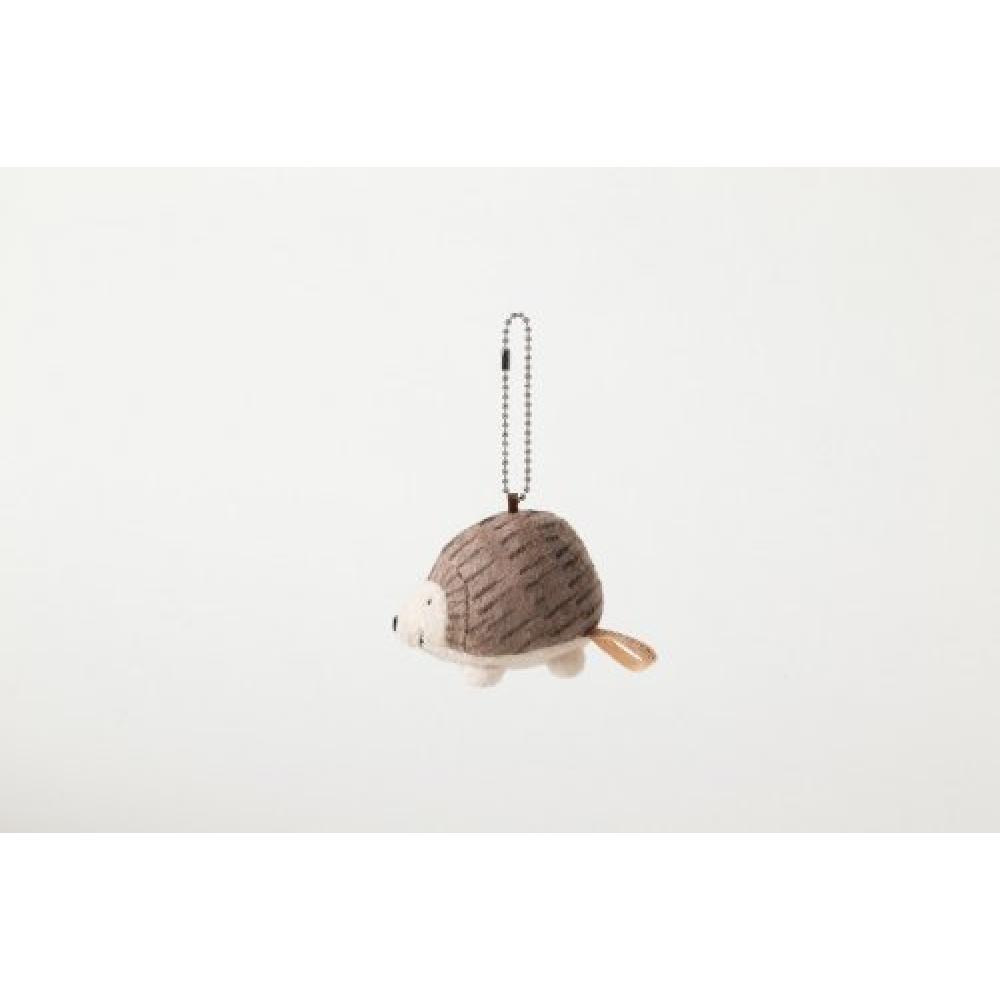 Lisa Larson hedgehog mascot stuffed length 8cm