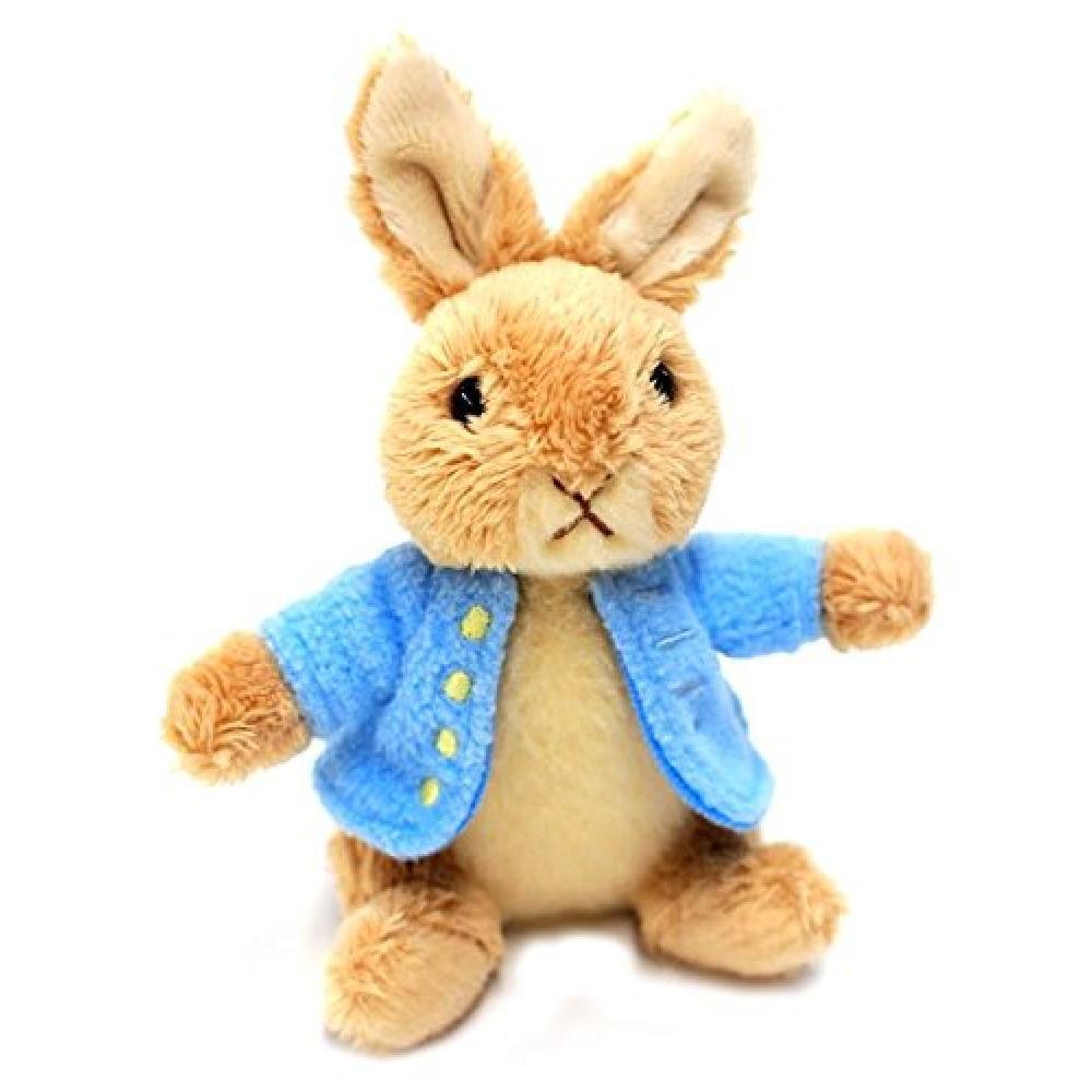 GUND Classic Peter Rabbit Keychain