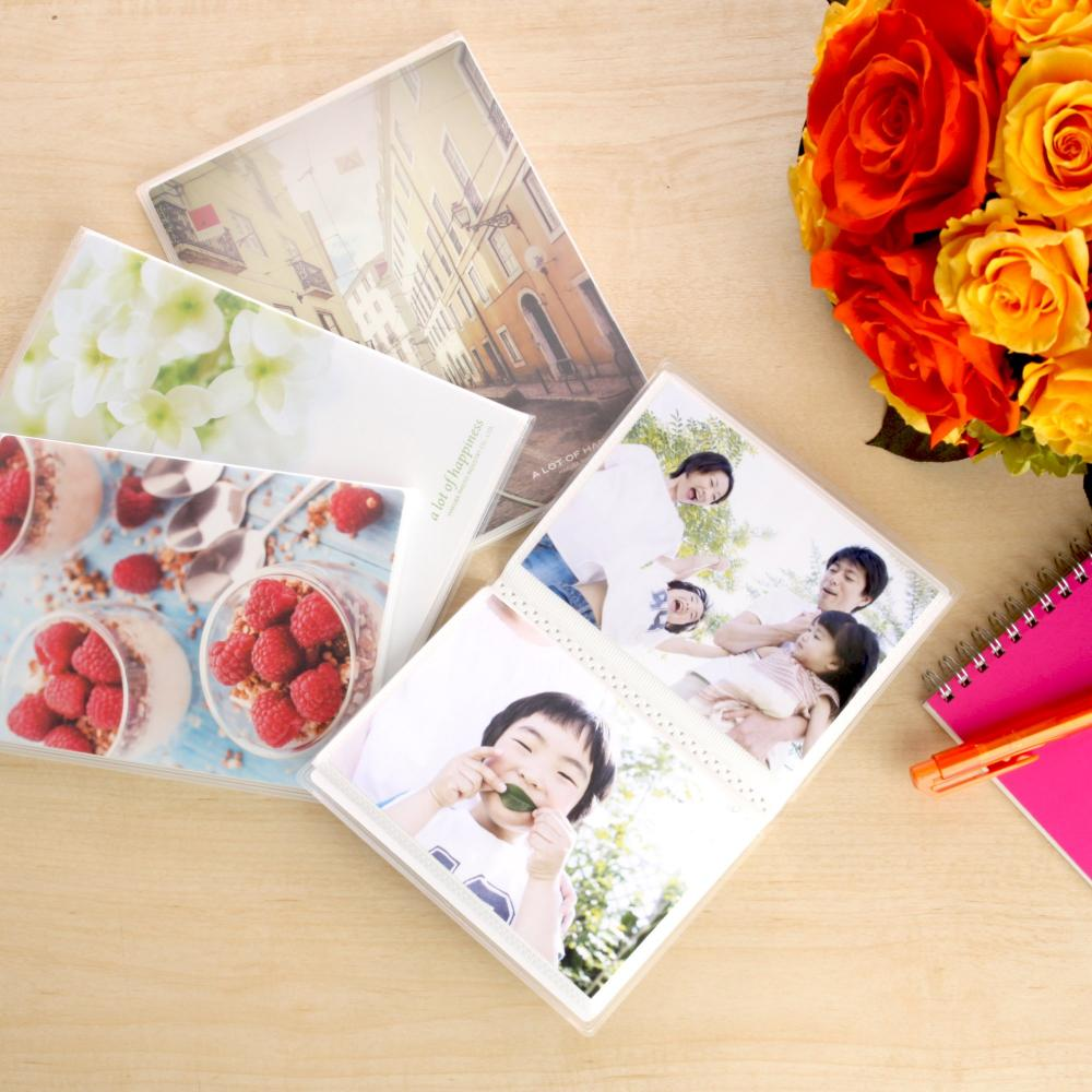 HAKUBA album P pocket album NP post card size 20 sheets of candy 2 APNP-PC20-CA2