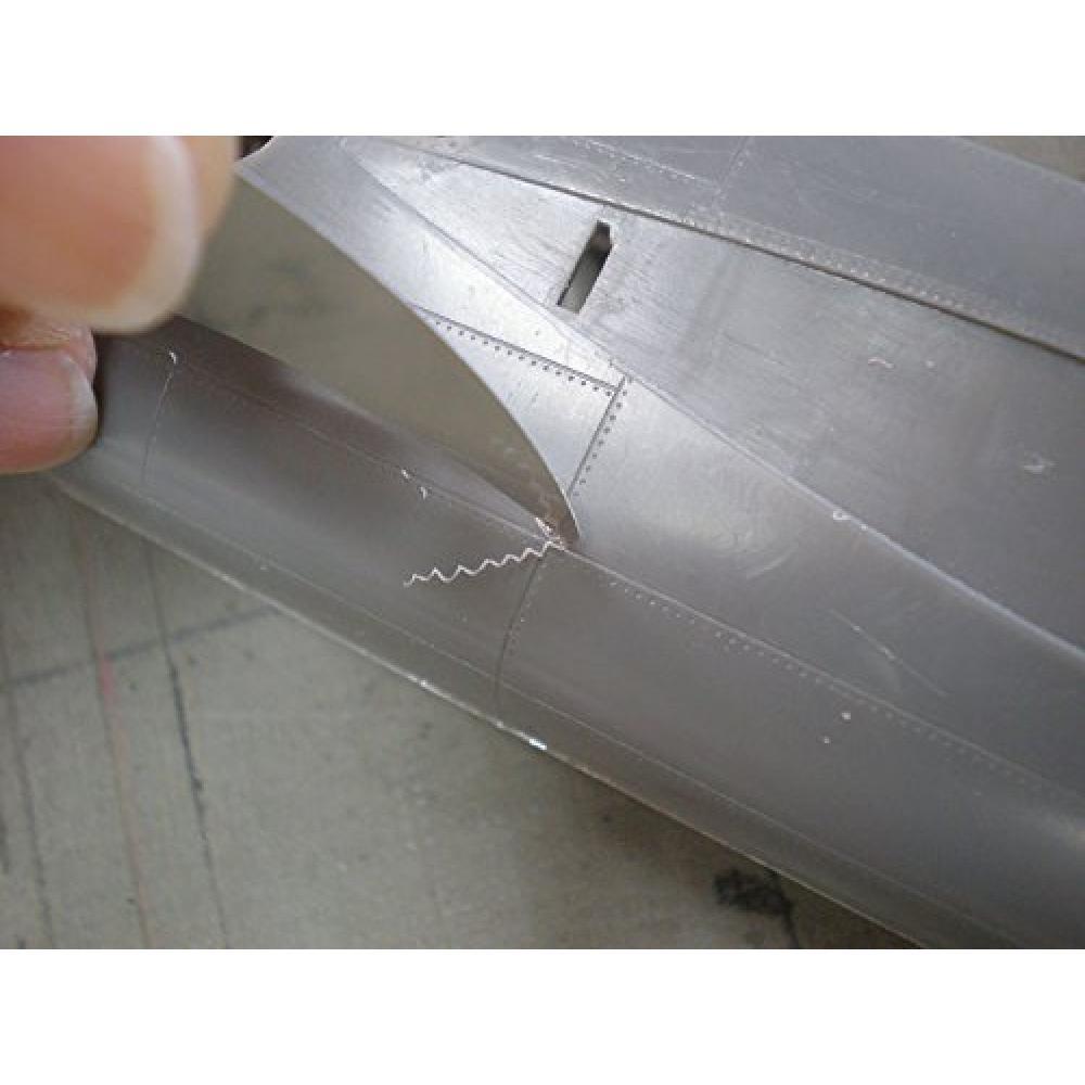 Shimomura Alec craftsman Katagi full-scale streaks carving dedicated tool Holly 0.2 plastic model tool AL-K48