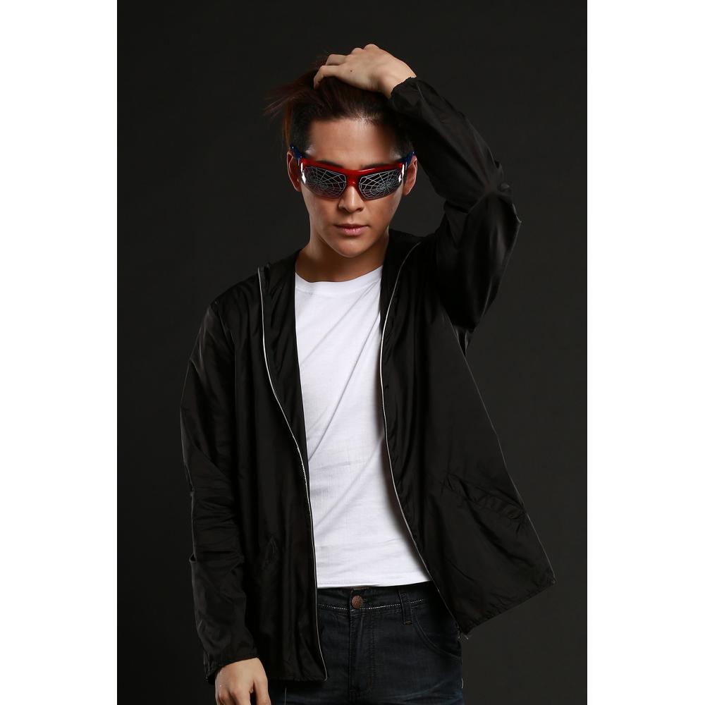 ELEX shiny accessories unisex for spider sunglasses costume