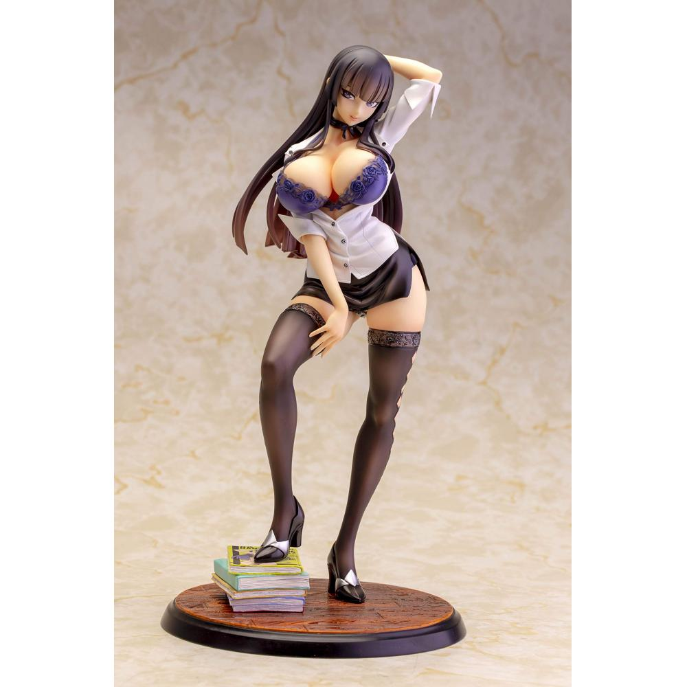 SKYTUBE Ayaon'na illustration by turn! 1/6 Scale Painted PVC figure