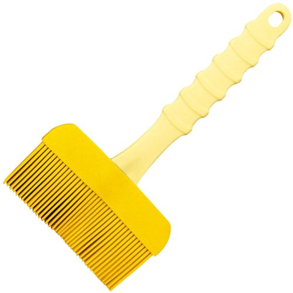 Yo Okabe Tableware Silicone Brush LL Yellow NH-04Y