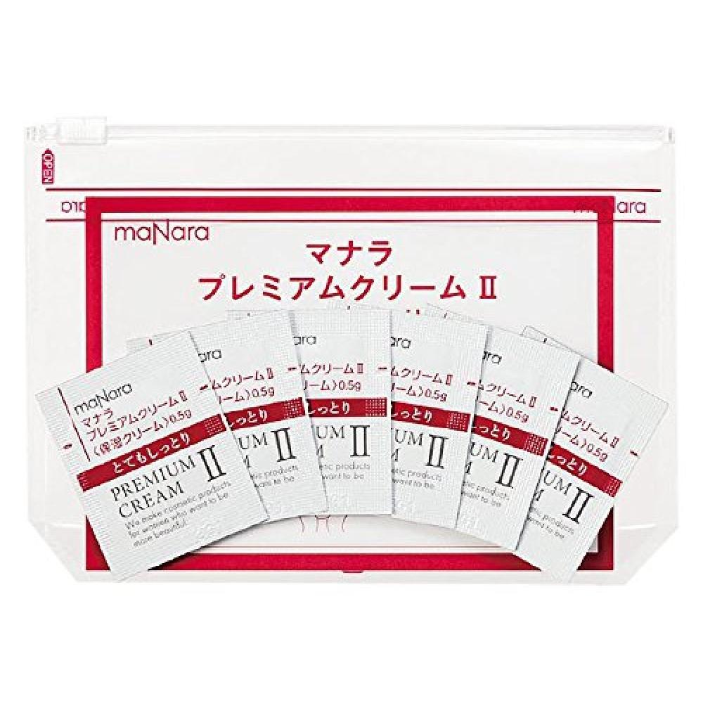 Manara premium cream 2 (moist type) 6-pack