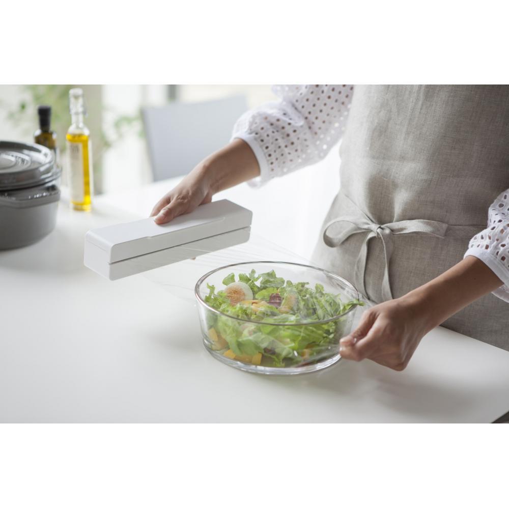 Yamazaki industrial wrap case magnet wrap case for 22 cm aqua white 3239