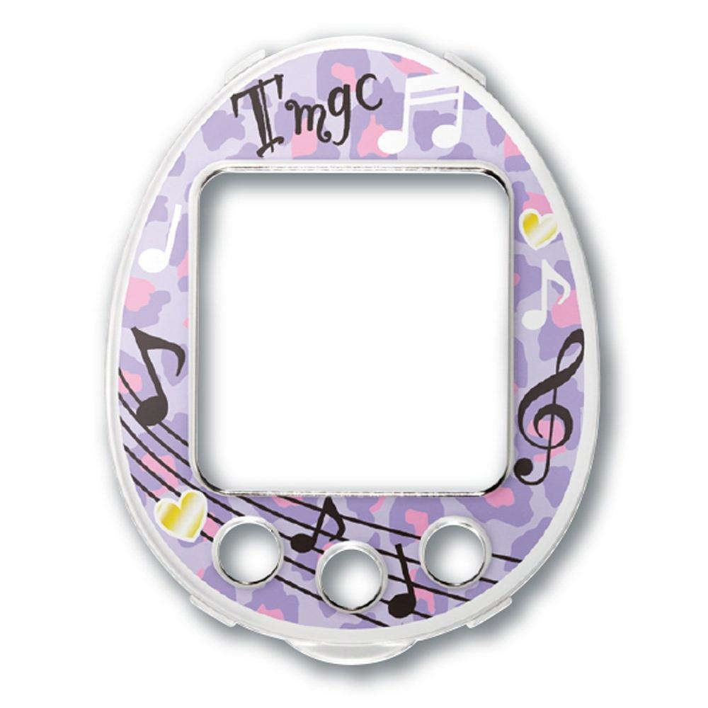 TAMAGOTCHI 4U Cover Purple Melody Style (Tamagotchi 4U Cover Purple Melody Style)