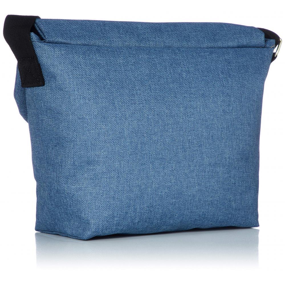 [Anero Grande] Shoulder Bag GU-A0915 CL Classic Heather Poly Messenger Bag S Blue One Size