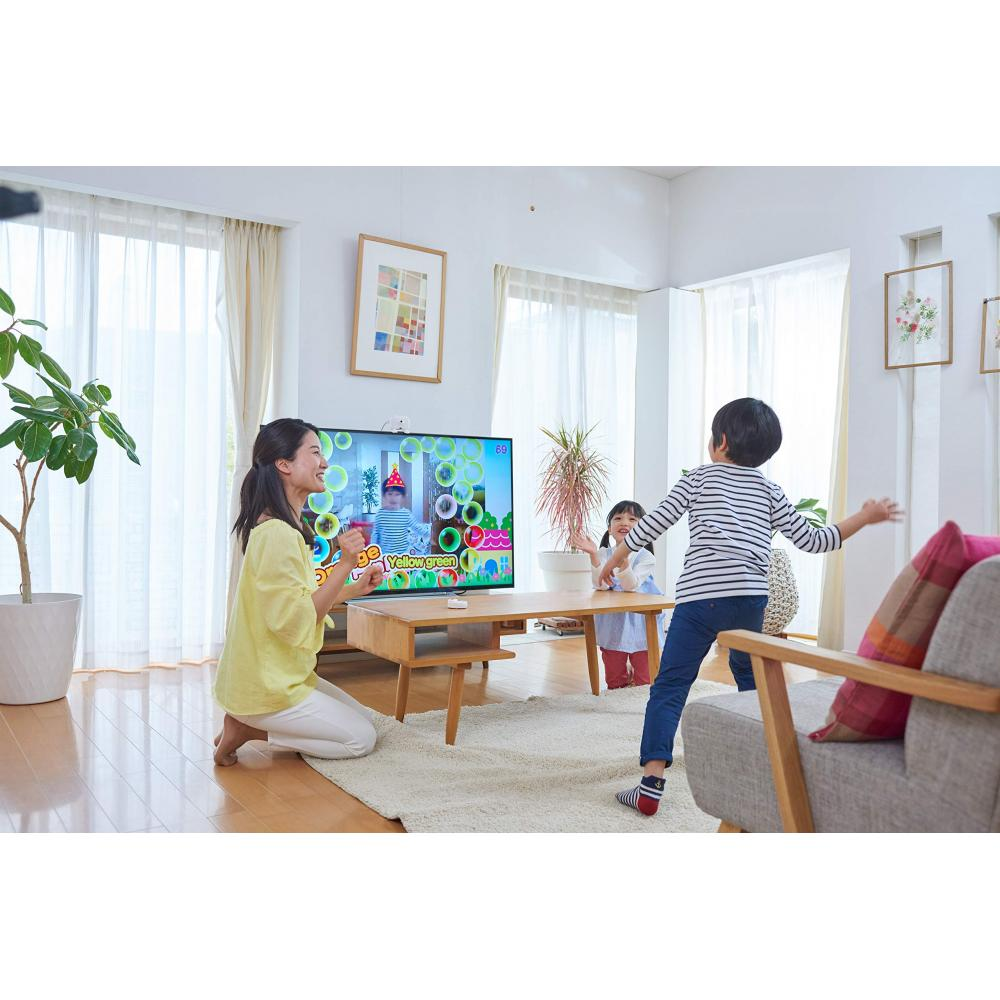 Reflected in the TV! English ♪ Wonderful channel [Japan Toy Awards 2019 Educational Toy Division Grand Prize] in rhythm