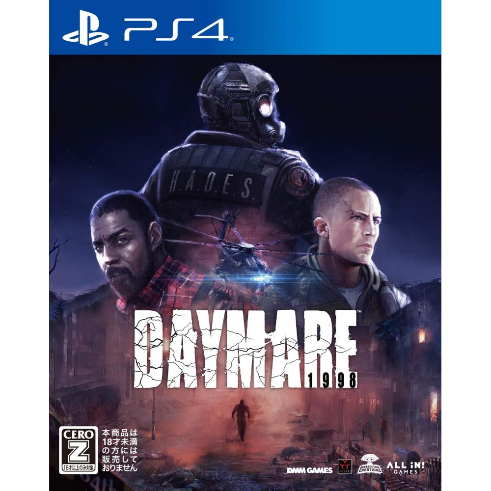 Daymare: 1998-PS4