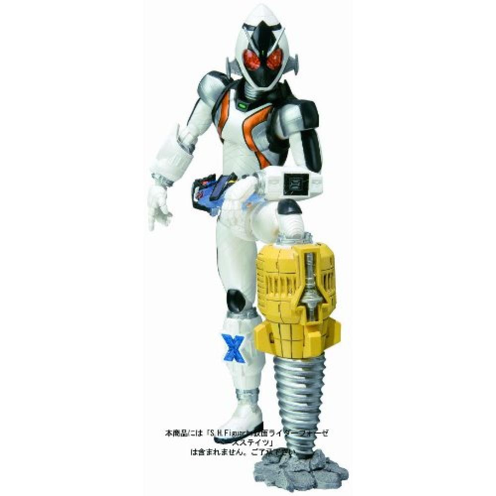 S.H. Figuarts Masked Rider Fourze Stand & Effect Set