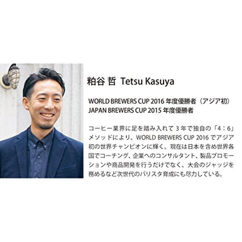HARIO Mini Drip Kettle/Kasuya Model 300ml Matt Black KDK-300-MB