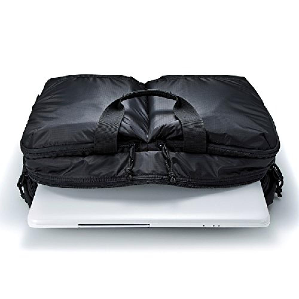Sanwa Supply Super lightweight 3WAY bag BAG-SN1BK