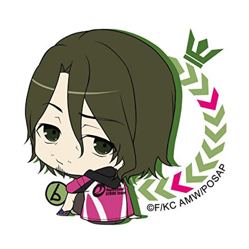 "Prince of stride Alternative ""bocce kun"" acrylic charm Sumi Kinoyoto"