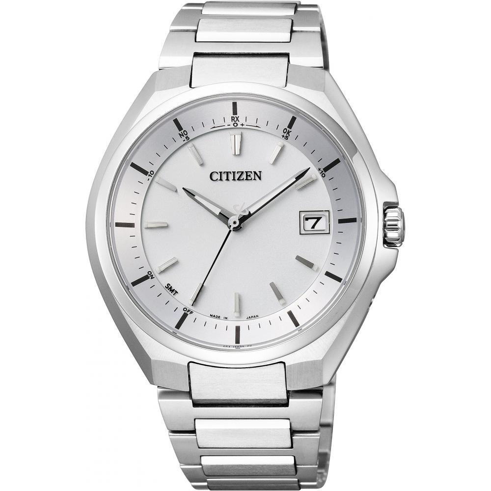 [Citizen] CITIZEN Watch ATTESA Atessa Eco-Drive Eco-Drive Radio Clock Japan-US America Europe Radio reception CB3010-57A Men's