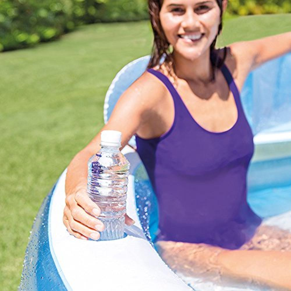 INTEX (Intex) Swim Center Family Lounge Pool 57190 U-5713
