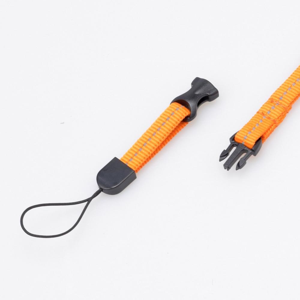 ETSUMI neck strap track Orange E-1939