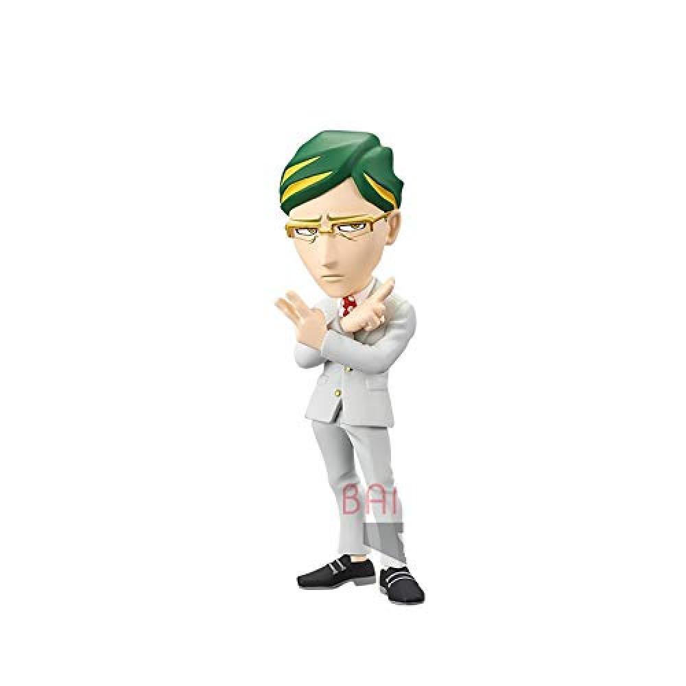 My Hero Academia World Collectible figure vol.5 2 Set of communication form Mirio heaven 喰環 Sir NIGHTALIVE fat gum