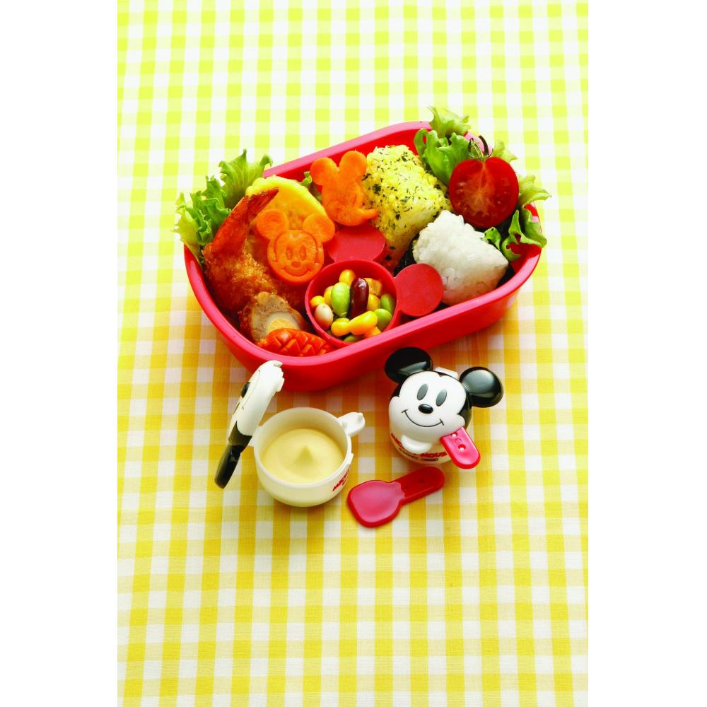 Skater mayonnaise case Mickey Mouse Disney LDM1