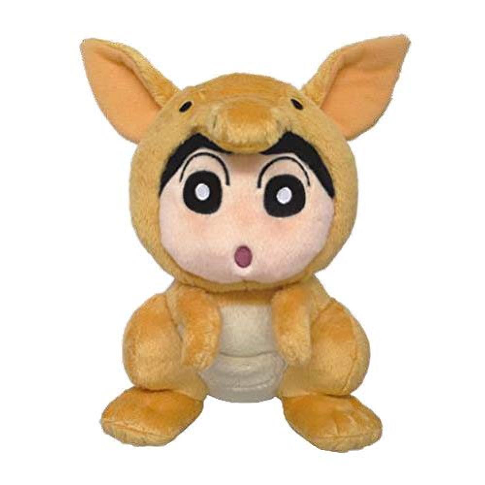 Crayon Shin-chan stuffed makeover Shin-chan kangaroo S