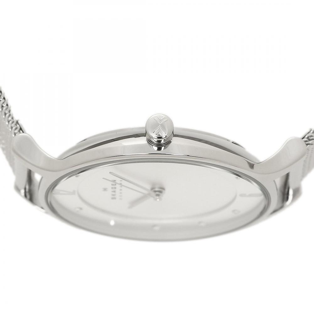 [Skagen] Watch SKAGEN SKW2149 ANITA Anita Steel Mesh 30MM Ladies Watch Watch Silver