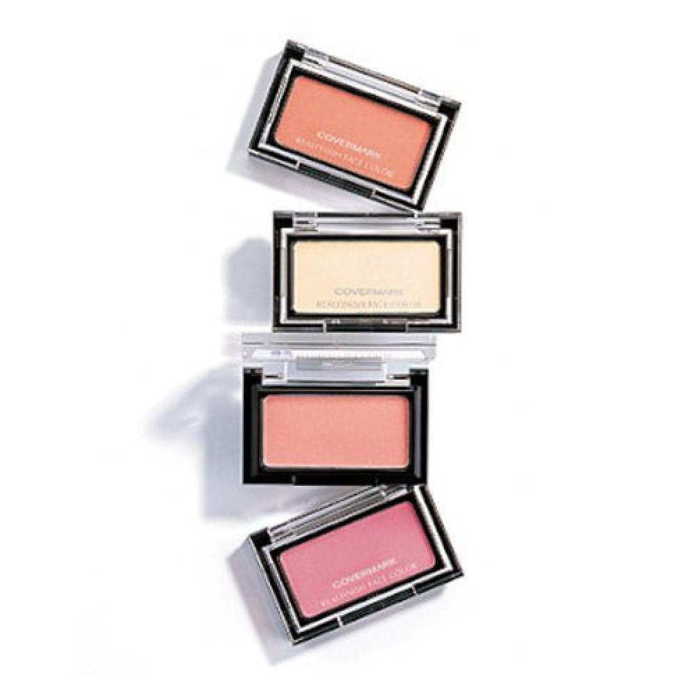 Cover mark real finish face color 01