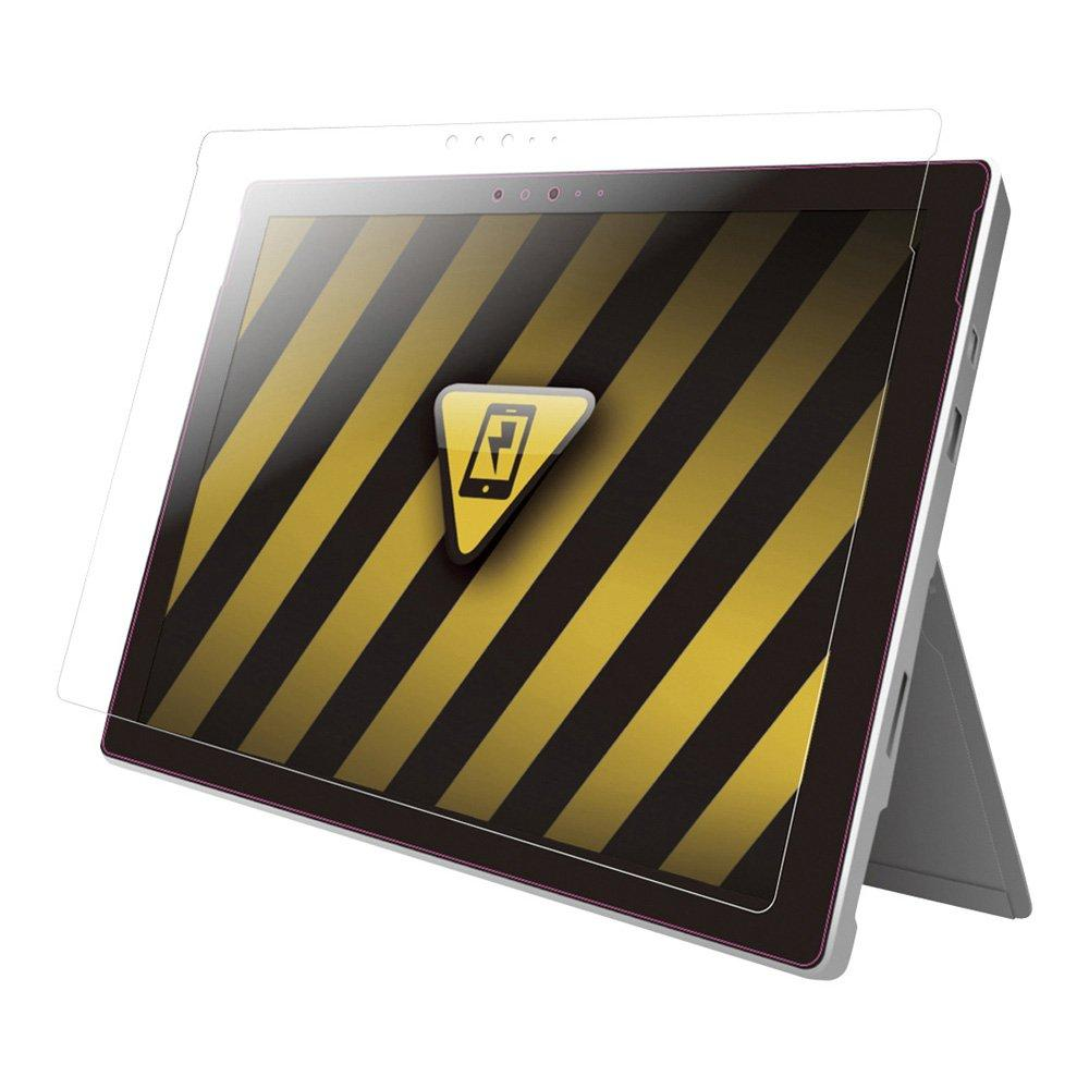 Impact-resistant film smooth touch BSTPSFP4FAST for exclusive use of iBUFFALO Surface Pro 4