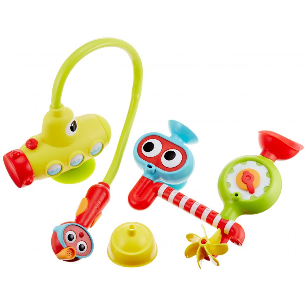 Eukid submarine anywhere shower bath toys