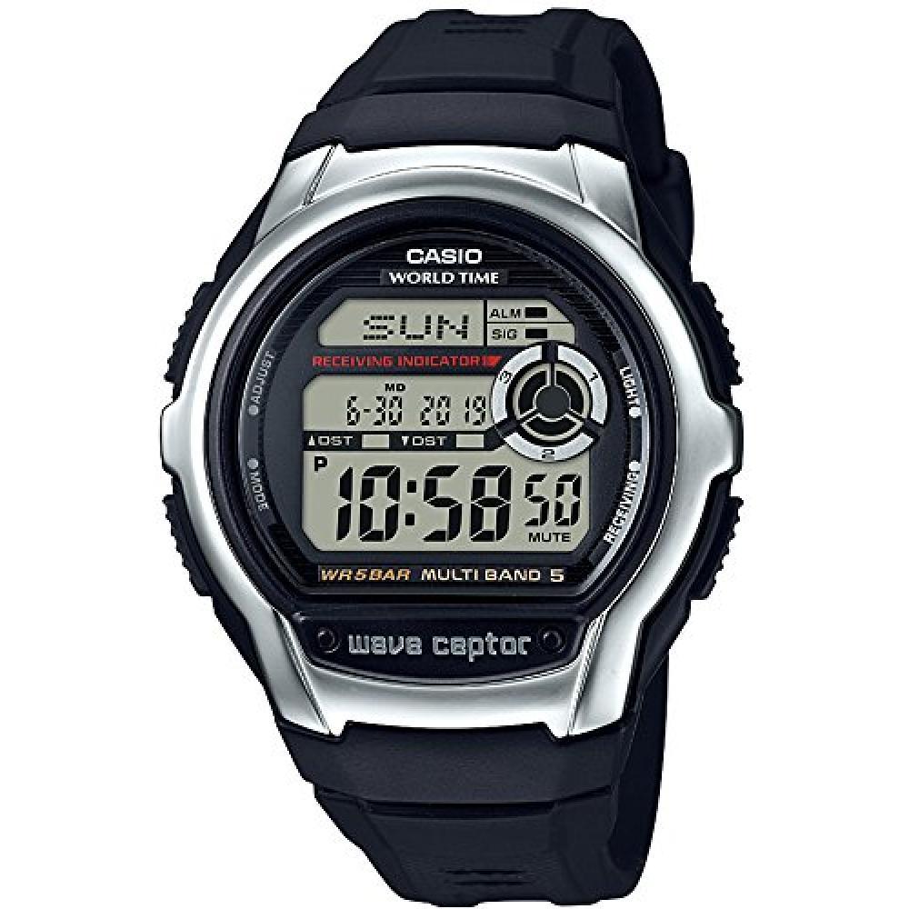 CASIO watch Uebuseputa radio watch WV-M60-1AJF Men's